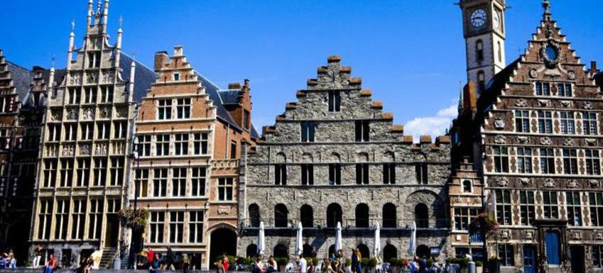 Ghent, Bruxelles